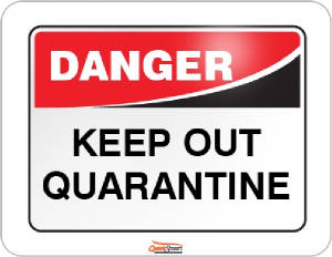 THE GREAT QUARANTINE